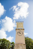 Clock Tower on St Croix Stock Photos