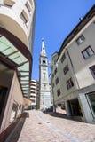 St. Moritz, Switzerland Stock Photography