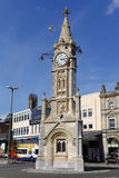 Clock tower Torquay Devon Stock Photography