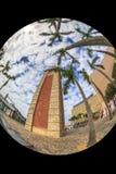 Clock Tower Tsim Sha Tsui Royalty Free Stock Photos