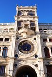 Clock Tower In Venice, Italy Stock Photos