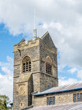 Clock tower in Windermere Stock Photo
