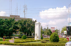 Clock town in Arusha Stock Photos