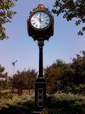 street clock Royalty Free Stock Photos