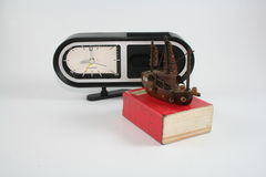 Clock. Is used in everyday life Royalty Free Stock Photos