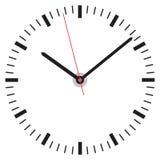 Clock vänder mot
