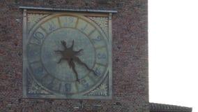 Clock in Verona Stock Photo