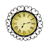 Clock vintage Stock Images