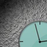 Clock on wall Royalty Free Stock Photo