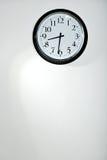 Clock on wall Stock Photos