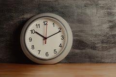 Clock on the wall Stock Photos