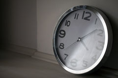 Clock on the Wall Stock Photography