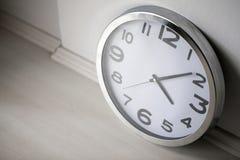 Clock on the Wall Stock Photo