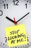 Clock Watching Stock Photos