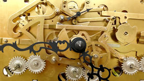 Clock Work Royalty Free Stock Photo