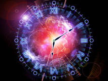 Clock world Royalty Free Stock Images