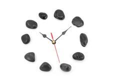 clockface石头 免版税图库摄影