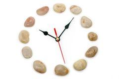 clockface石头 图库摄影