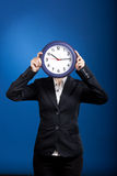 clockface 图库摄影