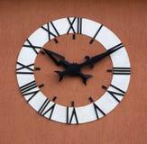 Clockface Stock Photo