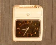 The Clocking in machine Stock Photos