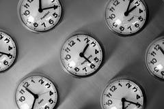 Clocks Stock Photography