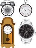 Clocks Royalty Free Stock Photos