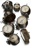 Clocks Stock Image