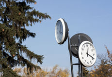 clocks Imagens de Stock