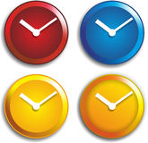 clocks Fotos de Stock Royalty Free