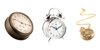 Clocks Royalty Free Stock Images