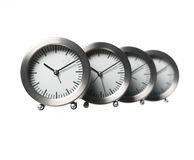 Clocks. Four clocks in a row Royalty Free Stock Photography