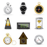 Clocks And Timers Royalty Free Stock Photography