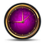 Clocks round Royalty Free Stock Photo