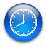 Clocks sign Stock Photos