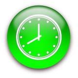 Clocks sign Stock Photo