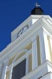 clocktower παλαιός ξύλινος Στοκ Φωτογραφίες