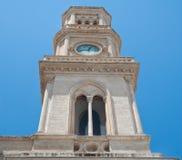 Clocktower 阿尔塔穆拉 普利亚 免版税库存照片