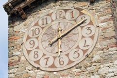 Clocktower. Royalty-vrije Stock Foto's