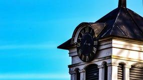 Clocktower Foto de archivo