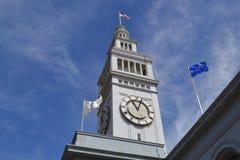 Clocktower Стоковые Фотографии RF