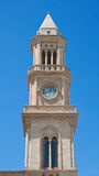 Clocktower. Altamura. Apulia. Stock Photos