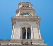 Clocktower. Altamura. Apulia. Royalty Free Stock Photos
