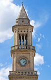 Clocktower. Altamura. Puglia. Italy. Royalty Free Stock Images