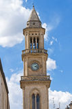 Clocktower. Altamura. Puglia. Italy. Royalty Free Stock Photos