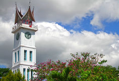 Free Clocktower At Bukittinggi, West Sumatra Stock Images - 80768884