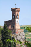 Clocktower. Brisighella. Emilia-Romagna. Italy. Royalty Free Stock Photos