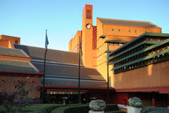 Clocktower of British Library, London, England, UK Royalty Free Stock Photography