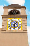Clocktower in Capri. Royalty Free Stock Photography
