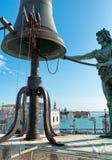 Clocktower de St Mark à Venise, Italie Photographie stock libre de droits